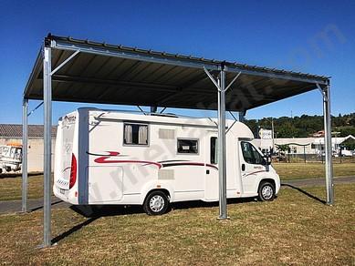 abri camping car sans permis de construire. Black Bedroom Furniture Sets. Home Design Ideas