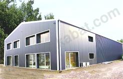 bâtiment agricole en kit, d'élevage, carport, abris camping car