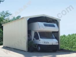 garage camping car
